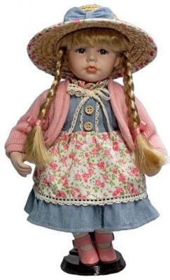 """Кукла фарфор 12"""" """"Брусничка"""""""