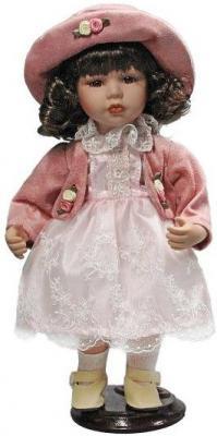Кукла фарфор 12 Розочка