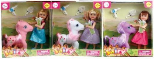 Кукла Defa Sairy Мой пони, 15 см, 2 аксесс., в ассорт. кукла defa lucy 8240