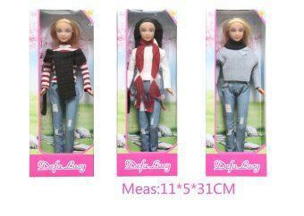 Кукла Defa Lucy Кантри-стиль 8366