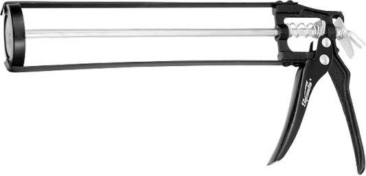 цены Пистолет для герметика SPARTA 886125 310мл скелетный усиленный с фиксатором 6-гранный шток 6 мм