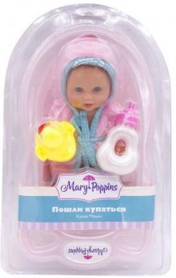 Кукла Mary Poppins Милли 20 см писающая пьющая 451246 кукла mary poppins lady mary уроки воспитания милли