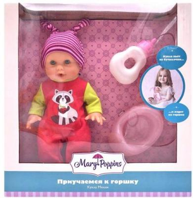 Кукла Mary Poppins Милли 20 см пьющая писающая 451248 кукла mary poppins милли балеринка коллекция бабочка 20 см 451242
