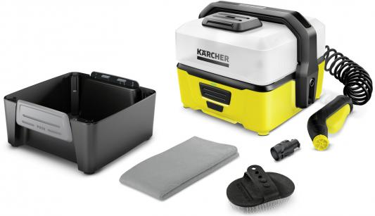 Минимойка Karcher OC 3 Pet, давление пара 4 бар, набор насадок, аккумулятор free shipping hot sell compatible ciss ink system hp85 ink cartridge with dye ink