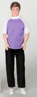 Кукла-юноша 29см, 3 вида, в ассорт. кукла невеста 29см в ассорт