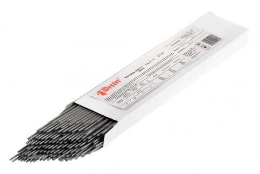 Электроды сварочные WESTER 990-076 АНО-21, 2.0мм, 1кг электроды для сварки wester 990 019 1кг 2 5мм