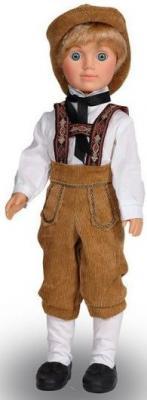 Кукла ВЕСНА Александр Весна в баварском костюме 42.5 см В2417 цена