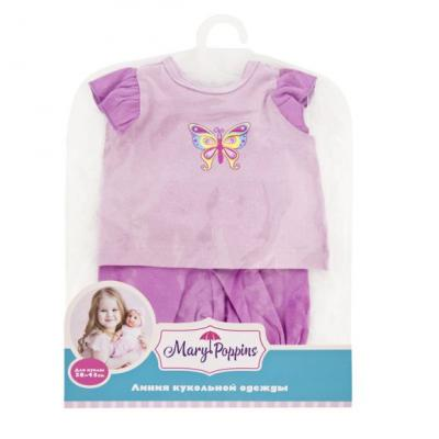 Купить Одежда для кукол Mary Poppins Бабочка , кофточка и брючки, Аксессуары для кукол