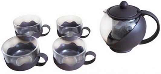 Чайный набор Irit KTZ-075-004 коричневый