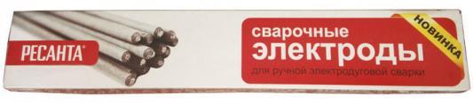 Электроды для сварки РЕСАНТА МР-3 Ф4,0 3кг для ручной дуговой сварки электроды для сварки ресанта мр 3 ф4 0 3кг