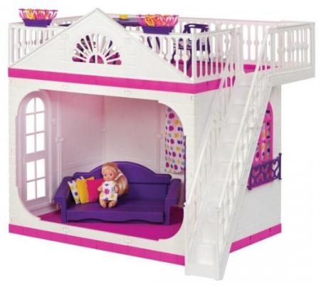 все цены на Домик для кукол Огонек Зефир онлайн