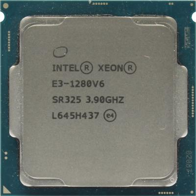 Процессор Intel Xeon E3-1280v6 3.9 GHz 8M LGA1151 OEM цены онлайн