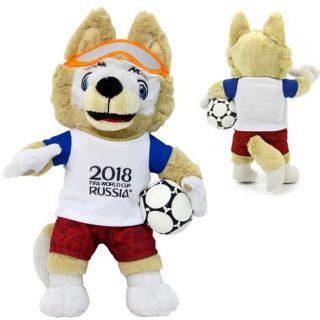все цены на Фигурка FIFA 2018 Волк Забивака 21 см Т11250 онлайн
