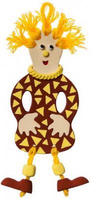 Набор для создания глиняного клоуна Чарли