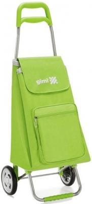 Сумка-тележка Универсальная Gimi Argo полиэстер салатовый сумка тележка gimi easy синяя