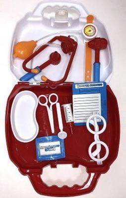 """Игровой набор Orion toys """"Медицинский в кейсе"""" splashlings игровой набор медицинский центр splashlings"""