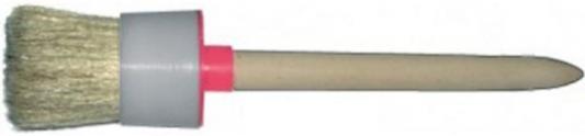 Кисть FIT 01310 круглая №18 (60 мм) мастерок штукатура fit лепесток 150 мм