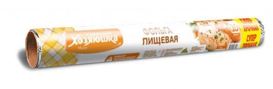 Фольга пищевая Хозяюшка Мила 09018 пленка пищевая хозяюшка мила 20 м