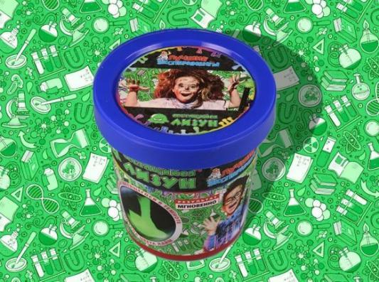 Купить Набор юный химик Лучшие эксперименты Светящийся лизун цвета Лайм, унисекс, Прочие игровые наборы