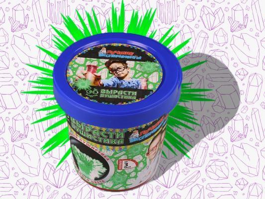 Набор для опытов Лучшие эксперименты Вырасти зеленого пушистика лучшие сыворотки