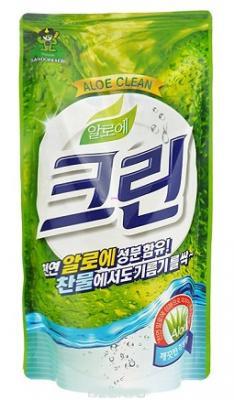 Средство для мытья посуды Sandokkaebi Aloe Clean 800мл средство против запаха и моли для шкафов sandokkaebi лесной 4 г