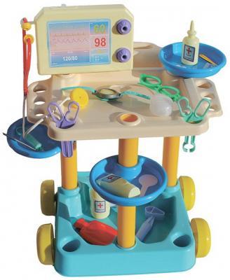 Игр. набор Доктор на тележке