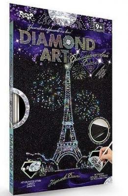 Набор креативного творчества ДАНКО-ТОЙС Париж от 9 лет набор креативного творчества данко тойс diamond mosaic котята от 9 лет dm 01 10