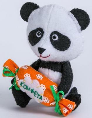 Купить Набор для изготовления игрушек Перловка Панда , Ассорти наборов для творчества