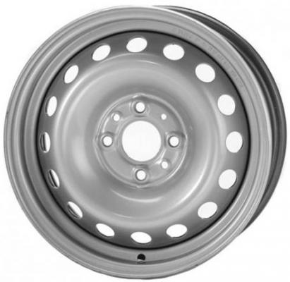 Диск Trebl 53B35B P 5.5xR14 4x98 мм ET35 Silver 9271415 колесные диски pdw wheels renegade 7x15 4x98 d58 6 et35 u4b
