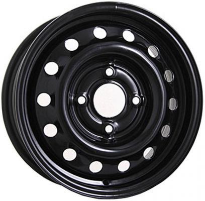 Диск Trebl 9617 6xR16 5x114.3 мм ET50 Black 9112707 trebl 8010 6x15 5x110 d65 1 et43 black