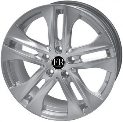 Диск FR replica MR005 7.5xR17 5x112 мм ET47 Silver 20/63/26/422