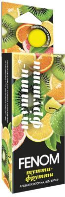 Картинка для Ароматизатор воздуха на дефлектор обдува Fenom Тутти-Фрутти FN521