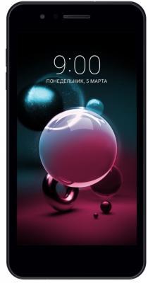 Смартфон LG K9 16 Гб синий LMX210NMW.ACISBL