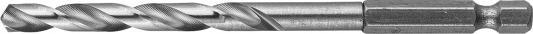 Купить Сверло по металлу ЗУБР 29623-104-5 ЭКСПЕРТ HEX 1/4 стальP6M5 5х104мм, Зубр