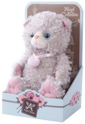 Купить Мягкая игрушка котенок Angel Collection Cat story Любимчик искусственный мех 20 см 681347, разноцветный, Животные