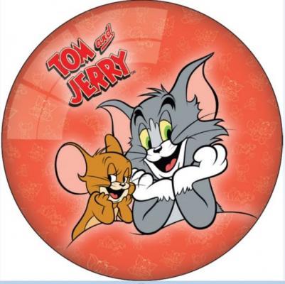 Купить Попрыгун Dema-Stil Том и Джери красный от 3 лет пластик WB-TJ-012, унисекс, Мячи и животные прыгуны