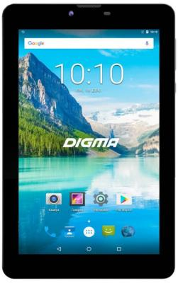 Планшет Digma Plane 7574S 4G 7 8Gb Black Wi-Fi 3G Bluetooth LTE Android PS7191PL supra m749 7 8gb lte black