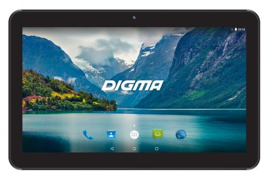 "Планшет Digma Optima 1026N 3G 10.1"" 16Gb Black Wi-Fi 3G Bluetooth Android TT1192PG explay cosmic 16gb wi fi 3g black"