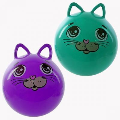 Мяч-попрыгун Moby Kids Котенок цвет в ассортименте от 3 лет пластик 635588 мяч попрыгун moby kids котенок пластик от 3 лет цвет в ассортименте 635588