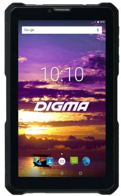 Планшет Digma Plane 7565N 3G  16Gb Black Wi-Fi  Bluetooth Android PS7180PG