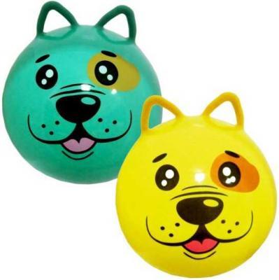 Мяч-попрыгун Moby Kids Щенок цвет в ассортименте от 3 лет пластик 635192 мяч попрыгун moby kids котенок пластик от 3 лет цвет в ассортименте 635588