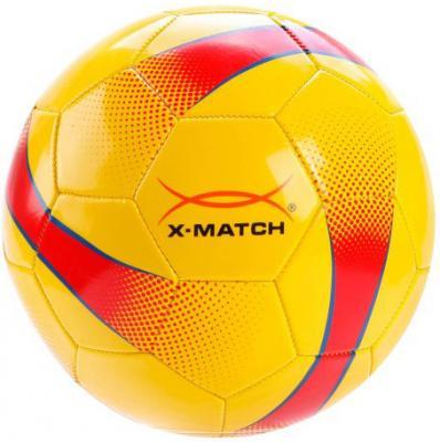Мяч футбольный X-Match 56443 21 см мяч футбольный x match 56443 21 см