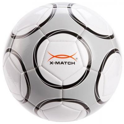 Мяч футбольный X-Match 56444 21 см в ассортименте
