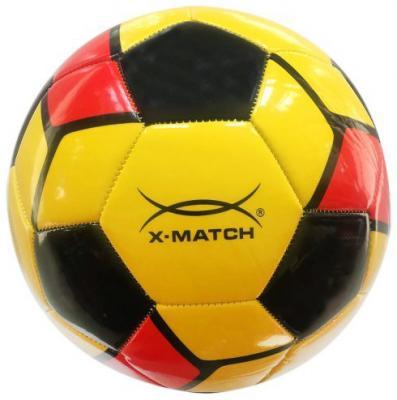 Мяч футбольный X-Match 56435 мяч mitre delta match 5 bb 1100whk