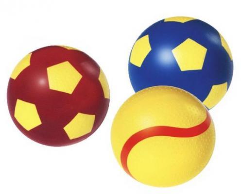 Мяч Мячи Чебоксары с-55ЛП 15 см в ассортименте