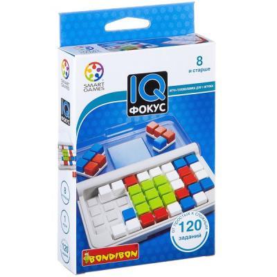 Купить Игра-головоломка BONDIBON IQ-Фокус от 8 лет, Головоломки для детей