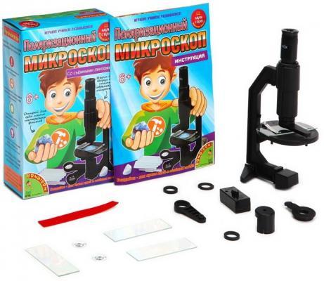 Купить Микроскоп Поляризационный Японские опыты Науки с Буки, BONDIBON, унисекс, Игровые наборы Юный мастер