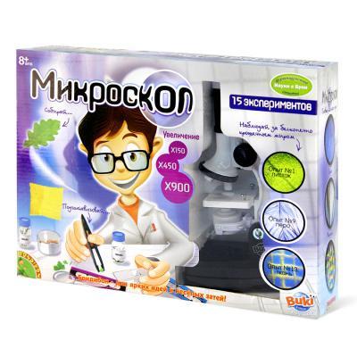 Микроскоп BONDIBON Микроскоп Французские опыты микроскоп velvi первоклашка 70 800x