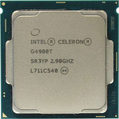 Процессор Intel Celeron G4900T 2.3GHz 2Mb Socket 1151 OEM partaker elite z13 15 inch made in china 5 wire resistive touch screen intel celeron 1037u oem all in one pc with 2 com