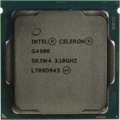 Процессор Intel Celeron G4900 3.1GHz 2Mb Socket 1151 OEM asus z170 pro soc 1151 intel